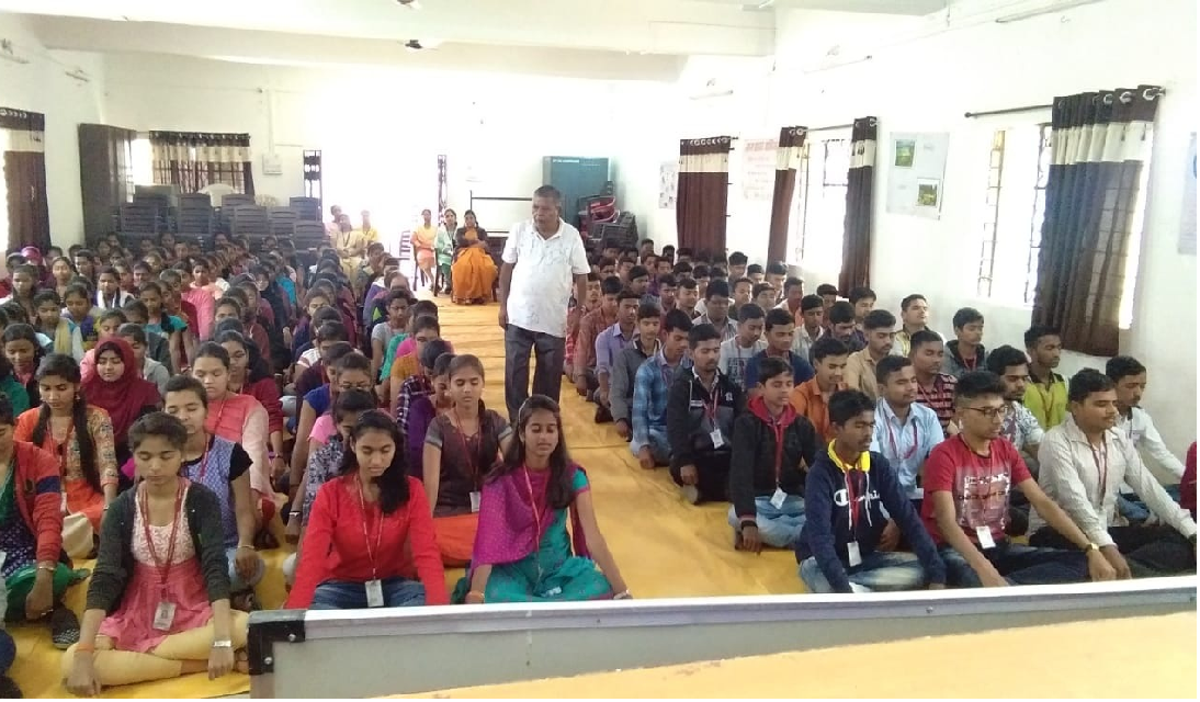 4-01-2019 Chatrapati Mahavidyalaya, Junnar 11th Science 180 students, 10 Teachers